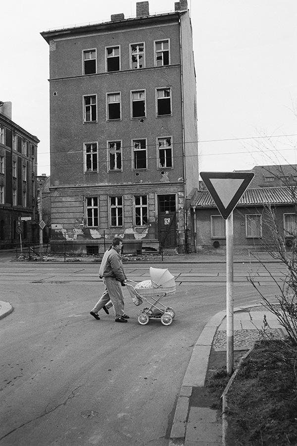 Schendelgasse - AlteSchoenhauser 1989