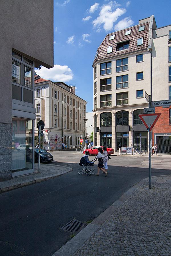 Schendelgasse - AlteSchoenhauser 2008